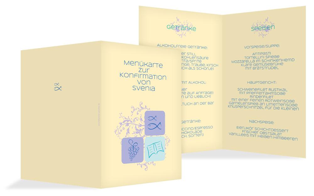 konfirmationskarten selber gestalten geburtskarten paradies. Black Bedroom Furniture Sets. Home Design Ideas